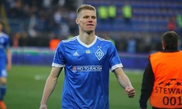Захисник Динамо не зіграє до кінця сезону через травму