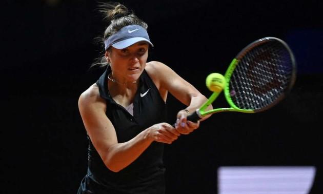 Світоліна у неймовірному матчі обіграла Квітову та вийшла у півфінал турніру у Штутгарті