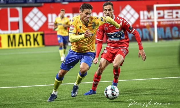 Українець Філіппов відзначився дебютним голом у чемпіонаті Бельгії