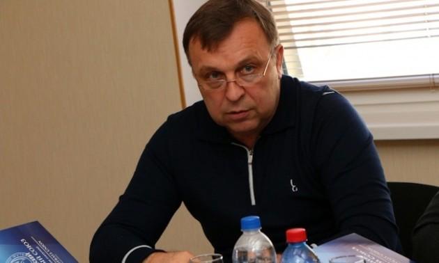 Віце-президент Кримського футбольного союзу: Ми частина Росії