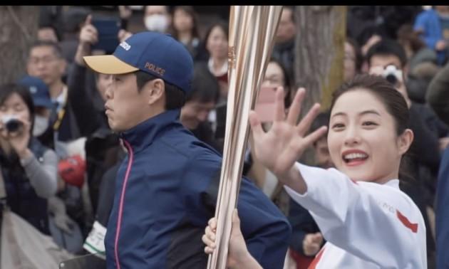 У Японії назвали дату старту естафети олімпійського вогню