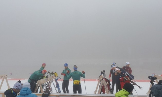 Чоловічу індивідуальну гонку в Поклюці перенесено через погодні умови