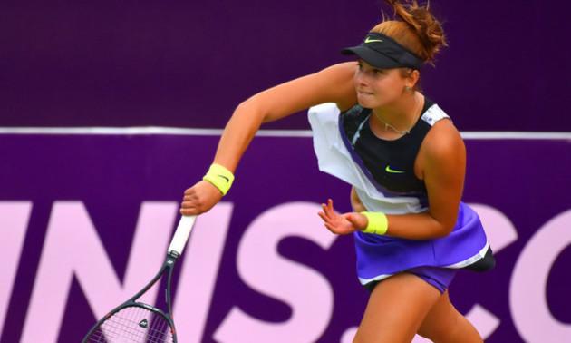 Завацька впевнено вийшла в 1/8 фіналу турніру в Угорщині