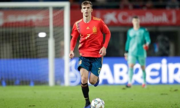 Збірна Іспанії втратила ще одного гравця через коронавірус