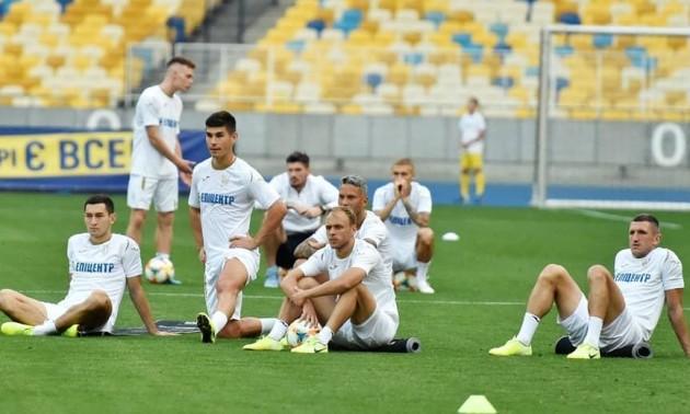 Думка гравців збірної України про матч з Литвою