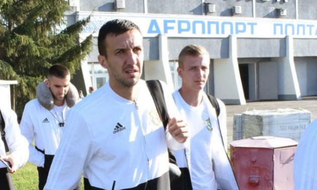 Шарпар підписав контракт з латвійським клубом