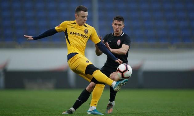 Дніпро-1 зіграв внічию із Зорею у контрольному матчі
