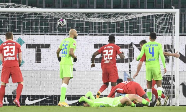 Вольфсбург - РБ Лейпциг 2:2. Огляд матчу