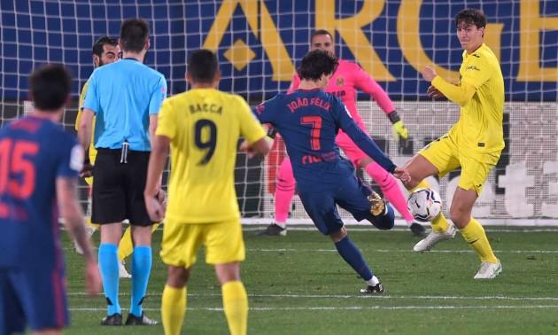 Вільярреал - Атлетіко 0:2. Огляд матчу