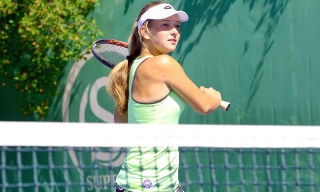Костенко зазнала поразки в першому колі юніорського Вімблдону