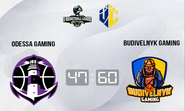 Budivelnyk Gaming здолав Odessa Gaming у чемпіонаті України