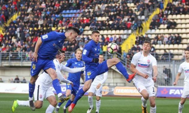 Динамо у меншості програло Зорі у 17 турі УПЛ