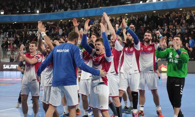 Мотор завоював Кубок України з гандболу