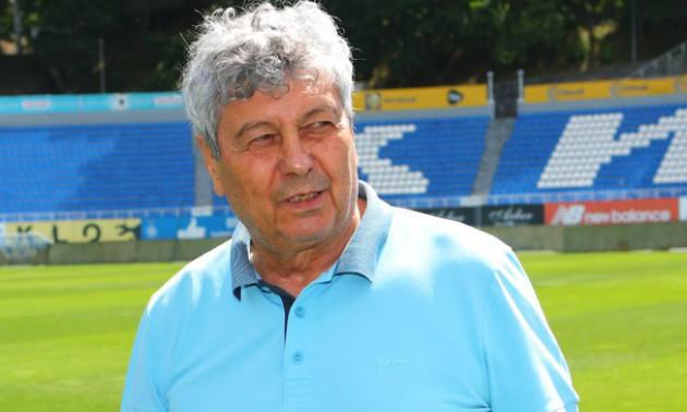 Луческу не буде керувати гравцями Динамо з тренерської лави у матчі з Вересом
