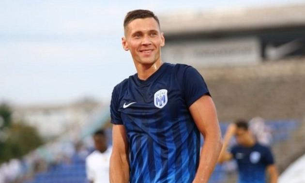 Філіппов: Хочу грати за збірну України