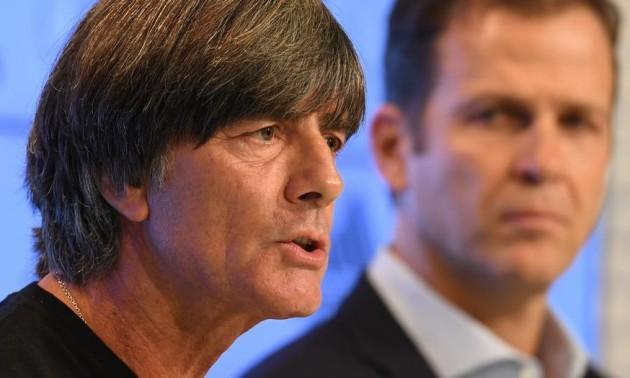 Збірна Німеччини визначилась із майбутнім Лева