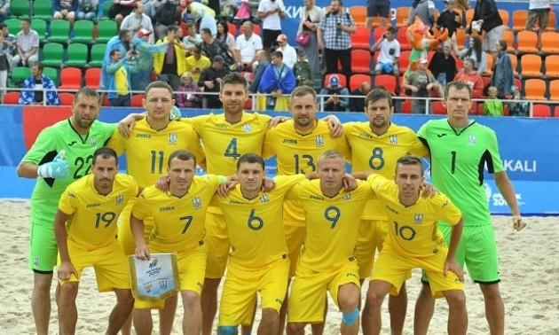 Україна на останніх хвилинах поступилася Швейцарії