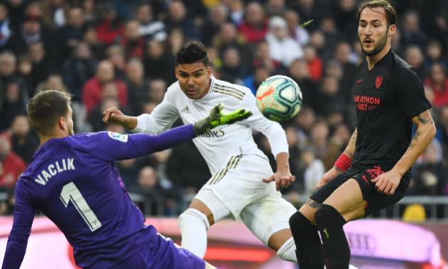 Реал обіграв Севілью у 20 турі Ла-Ліги