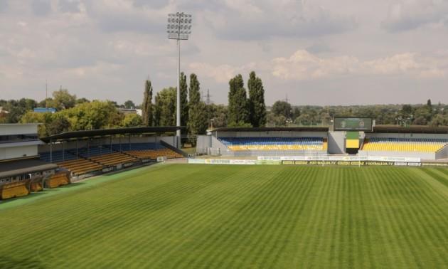Олександрія гратиме матчі Ліги Європи у Полтаві або Одесі