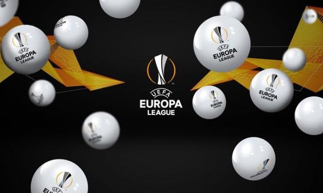 Жеребкування 1/8 фіналу Ліги Європи: Де дивитися