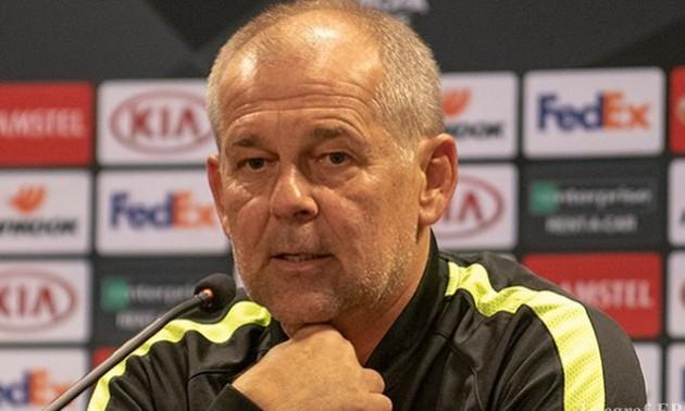 Головний тренер Яблонця здивований, як Динамо втратило перемогу