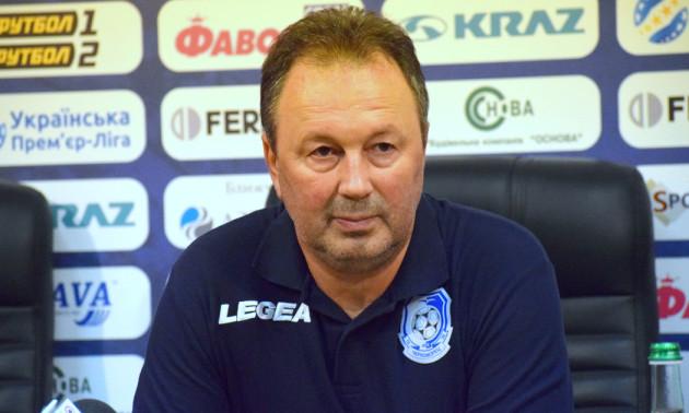 Тренер Чорноморця звинуватив Міщенко у вильоті Чорноморця з УПЛ