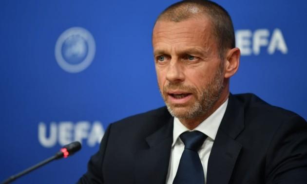 Чеферін визначив покарання, яке чекає на гравців клубів Суперліги
