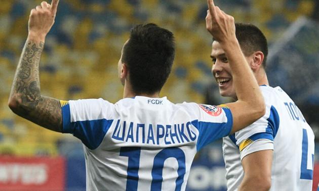 Шапаренко: Динамо має бути найкращим в Україні