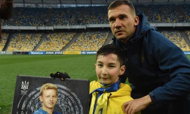 Мама хлопчика-інваліда, що грав з Шевченком та Зінченком написала звернення