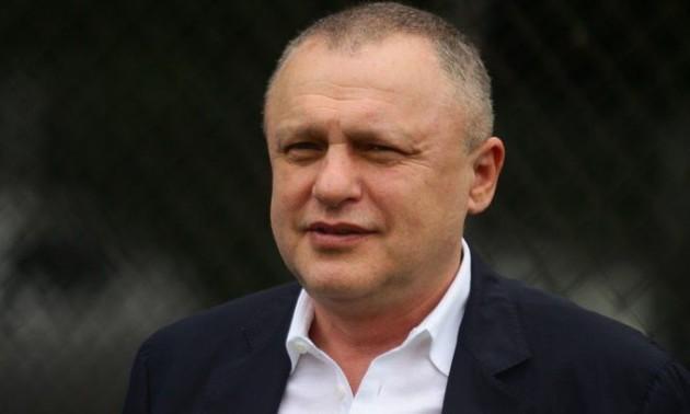 Суркіс: Динамо готове знятися з УПЛ, якщо матчі транслюватиме телеканал Футбол