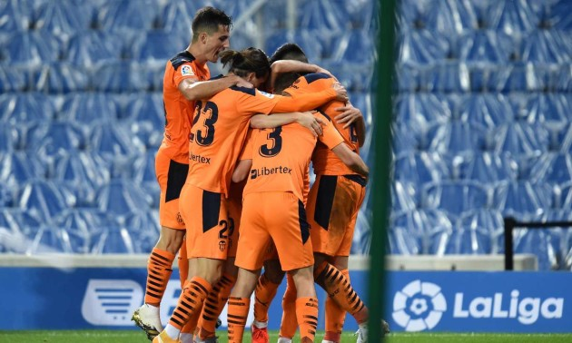 Реал Сосьєдад - Валенсія 0:1. Огляд матчу