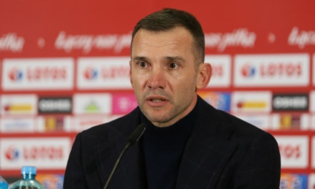 Шевченко назвав найкращий варіант вирішення матчу Швейцарія – Україна