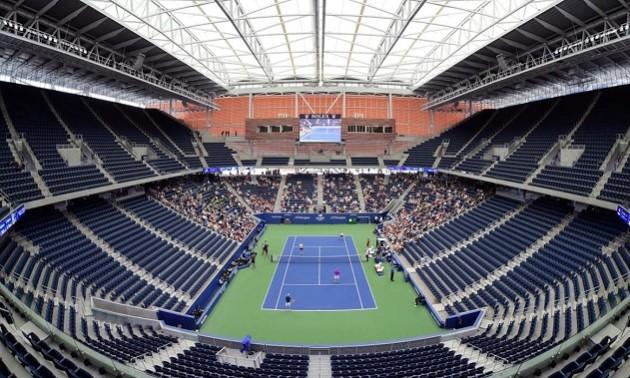 На кортах US Open створять тимчасовий шпиталь