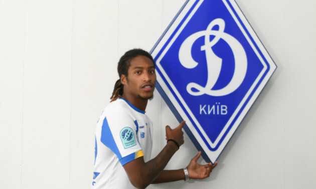Родрігес дебютував за Динамо