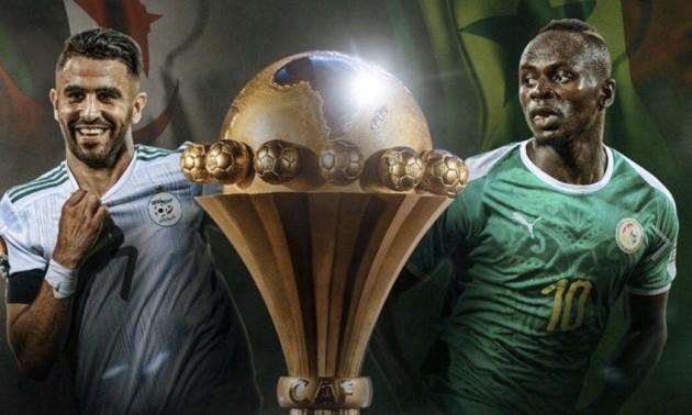 Сенегал - Алжир: онлайн-трансляція фіналу Кубка Африканських націй