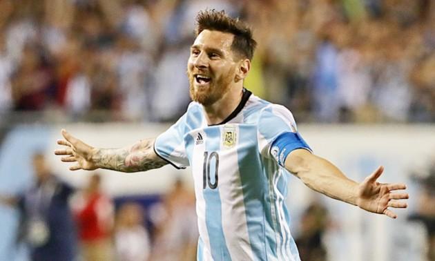 Мессі повернеться у збірну Аргентини