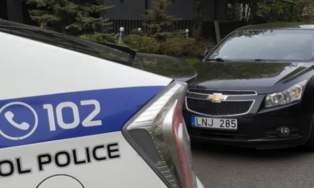У Києві спіймали п'яного футболіста за кермом авто