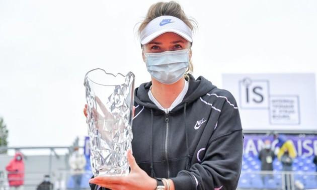 Я щаслива! Світоліна прокоментувала перемогу в Стразбурзі