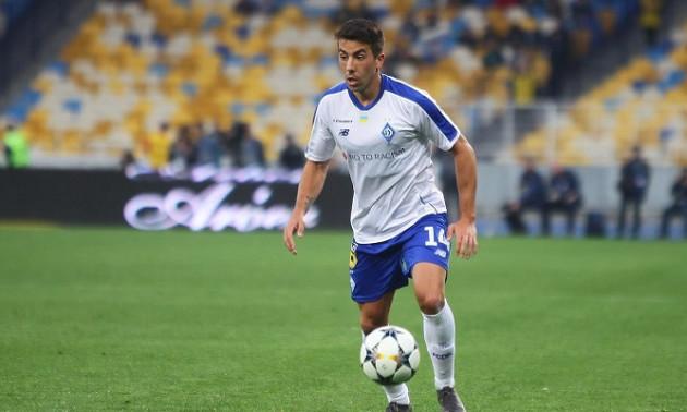 Де Пена оформив дебютний гол за Динамо