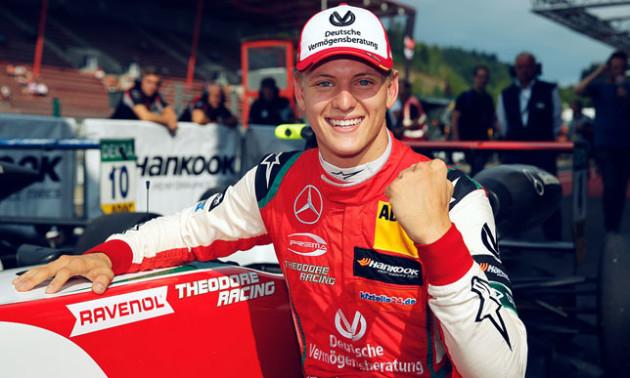Шумахер дебютує у Формулі-1 вже в цьому сезоні