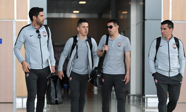 У воротах Шахтаря в матчі з Маріуполем зіграє третій голкіпер