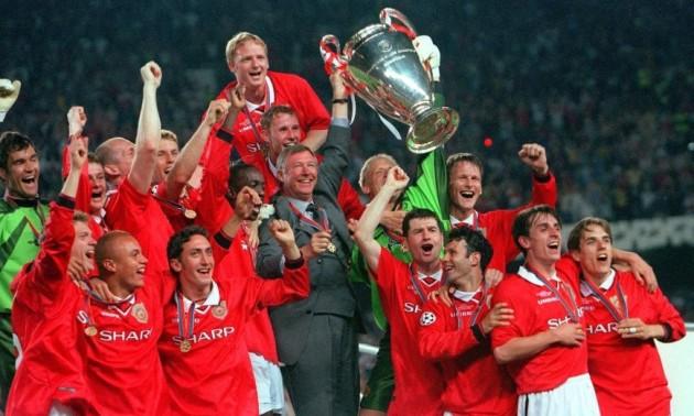 21 рік тому Манчестер Юнайтед створив фантастичний камбек у фіналі Ліги чемпіонів