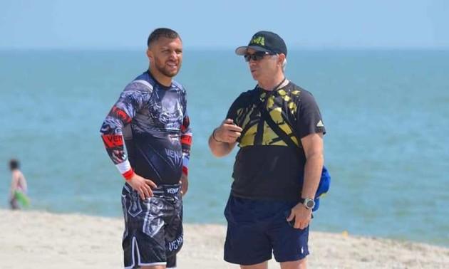 Ломаченко ефектно анонсував своє повернення у ринг