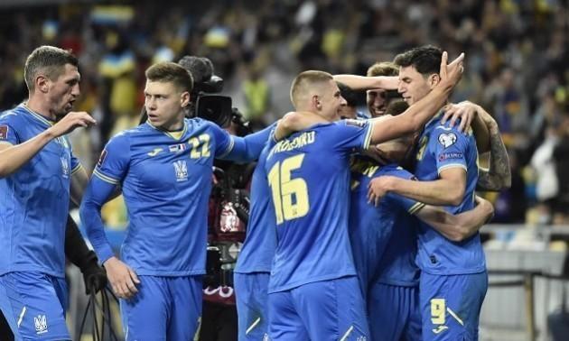 Захисник збірної України потрапив до команди тижня