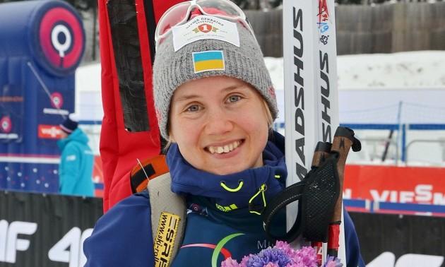 Меркушина потрапила до ТОП-15, інші українки провалили індивідуальну гонку