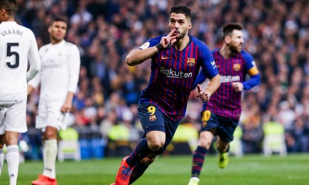 Суерес принизливо забив у ворота Реала. ВІДЕО
