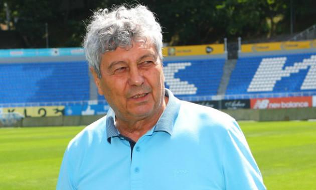 Луческу розізлився на гравців Динамо після поразки від Легії