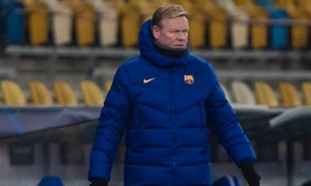 Куман: Барселона показала хорошу гру