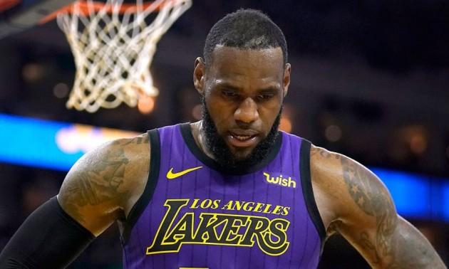 Джеймс уперше за 14 років не зіграє в плей-оф НБА