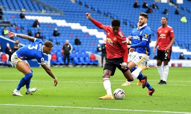 Манчестер Юнайтед вирвав у Брайтона перемогу в 3 турі АПЛ